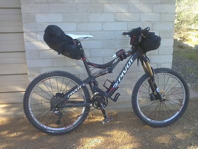 Happy Jack Bikepacking August 2013
