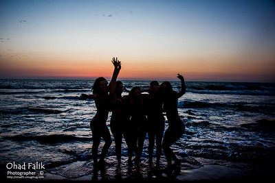 Palmahim Sunset
