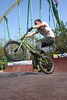 Moulder Rui, BMX rider, MC, and 8 year veteran of the extreme sports park at Happy Valley