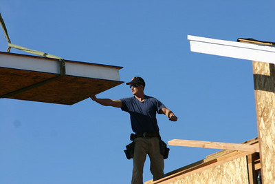 Harbor Lane Remodel: We Get A Roof - FOR REALl!!