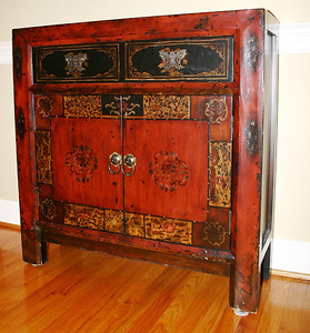 "#9  $$$SOLD$$$ Hooker Furniture Chest:  $195 36"" W x 12"" D x 36.25"" tall Light wear SOLD"