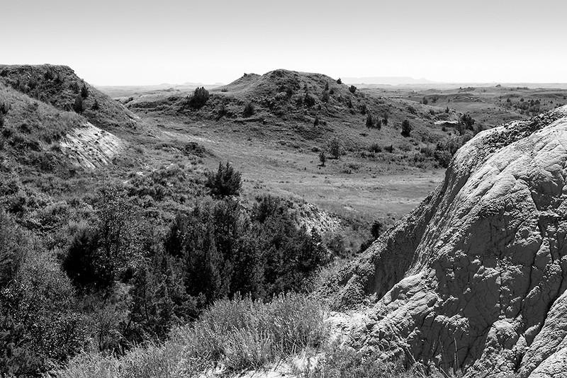 North Dakota Badlands 3<br /> ©2015 Peter Aldrich