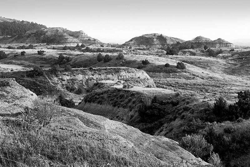 North Dakota Badlands 7<br /> ©2015 Peter Aldrich