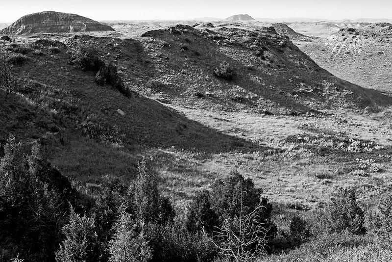 North Dakota Badlands 4<br /> ©2015 Peter Aldrich