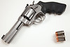 S&W model 625-3 .45 ACP w/ target hammer & trigger.