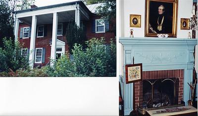 Residence of Henry Harnsberger in Elkton, VA