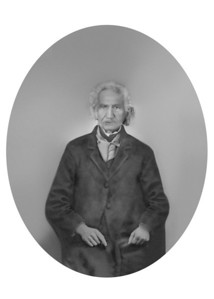 Ned's great great great grandfather.  He was the father of Elizabeth Miller, wife of Jerimiah Harnsberger,  Dad's mother was Elizabeth Harnsberger and her father was J. Samuel Harnsberger and his parents were Jerimiah and Elizabeth (Miller) Harnsberger.