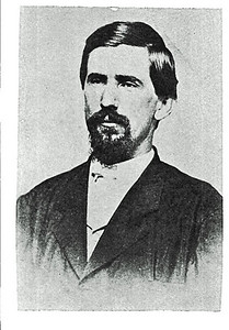 J. Samuel Harnsberger was the father of Elizabeth Harnsberger (Bartow Jr's mother).  Captain in the CSA and a double Wahoo, undergraduate and law school.  Besides having a law practice in Harrisonburg VA he was a US Commissioner.