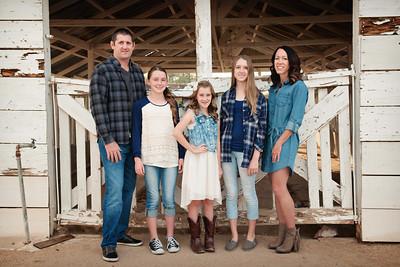 Harr Family 2016