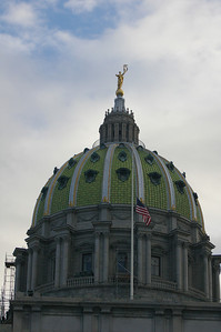 Capital Building Harrisburg, PA