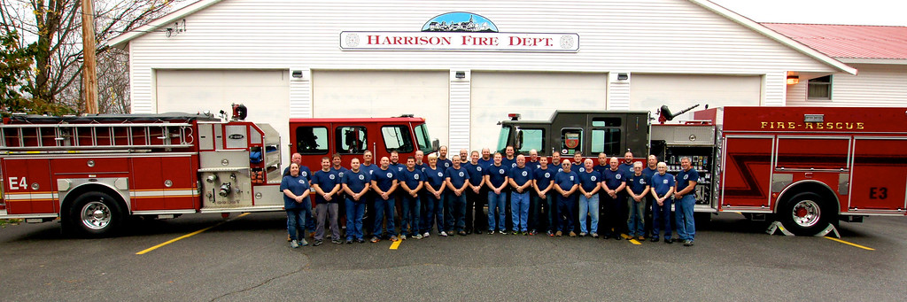 Harrison Fire Department 2017