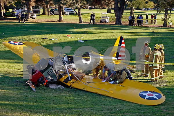 Harrison Ford-Plane Crash