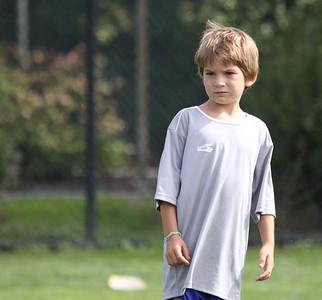 Harry Elliot Soccer