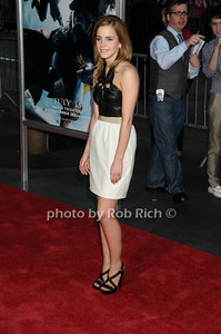 Emma Watson photo by Rob Rich © 2009 robwayne1@aol.com 516-676-3939