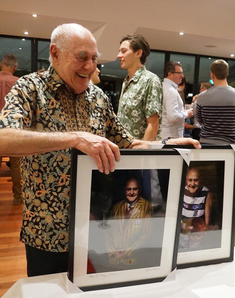 Harvey's 85th Harvey photos1