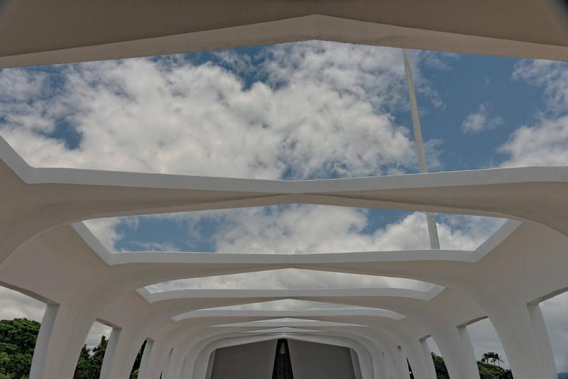 Arizona Memorial Ceiling