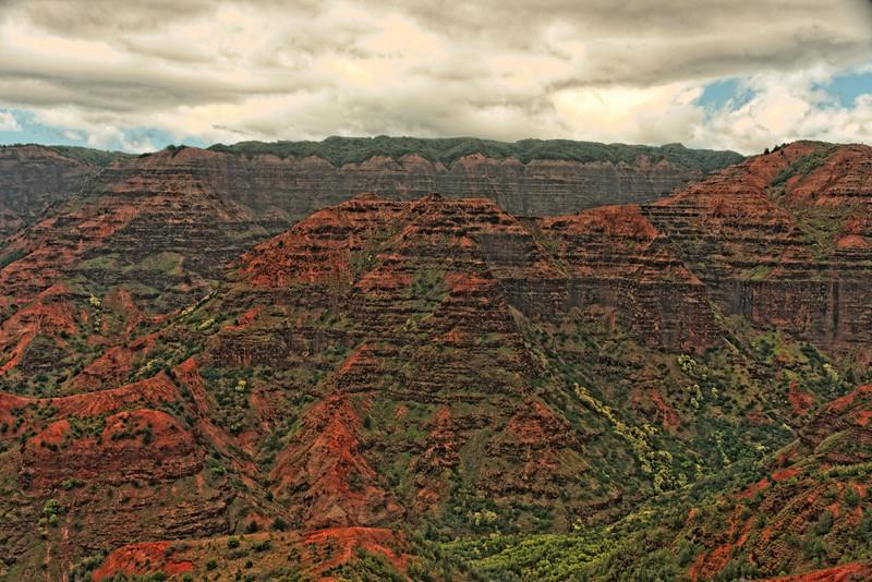 Waimea Canyon View 2