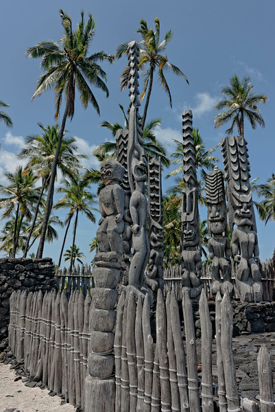 Wood Carvings - Place of Refuge