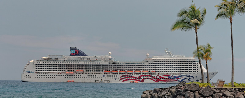 Our Ship - The Pride of America