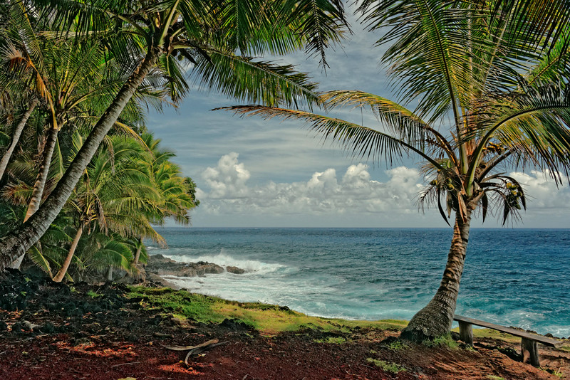 Beach with a View - Hilo
