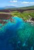 "Drone Aerial Prints - ""La Perouse Bay"" - Island of Maui, Hawaii"