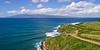 "Drone Aerial Prints & More - ""Honolua to Molokai"" - Joe West Photography"