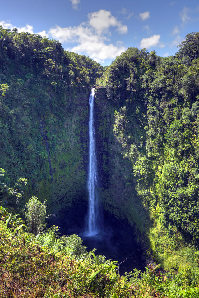 Akaka Falls - Big Island - Hawaii - Joe West Photography
