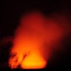 And here it is a volcanoe eruption.