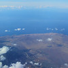"These next few photos were taken on the airplane as I flew once again to the ""Big Island""."