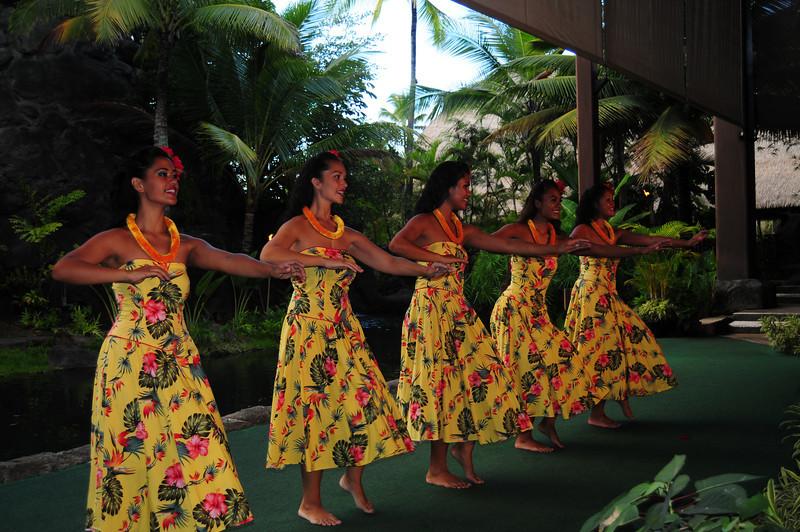 Luau Party Dance