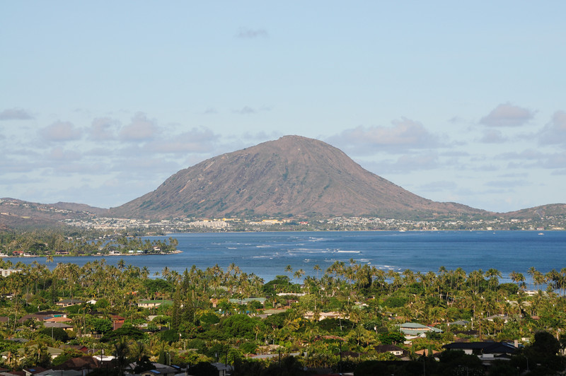 This photo and the next photo are from Diamond Head Crater.