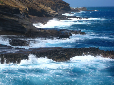 near hanauma bay