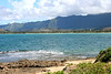 view from wendy's house in kailua on o'ahu