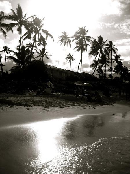 lanikai beach in kailua