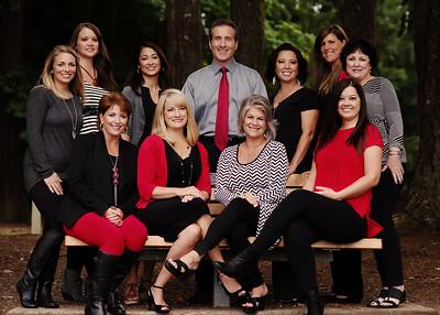 Hawkins Orthodontic Staff Sept 2014