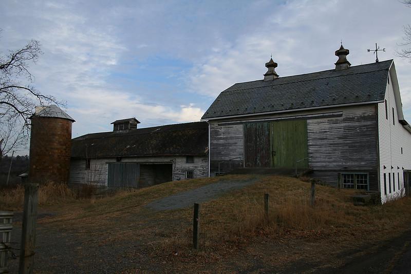 Hayfield  Farm Barn