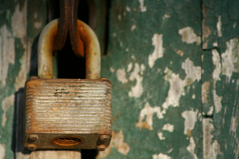 Hayfield  Farm - The Lock