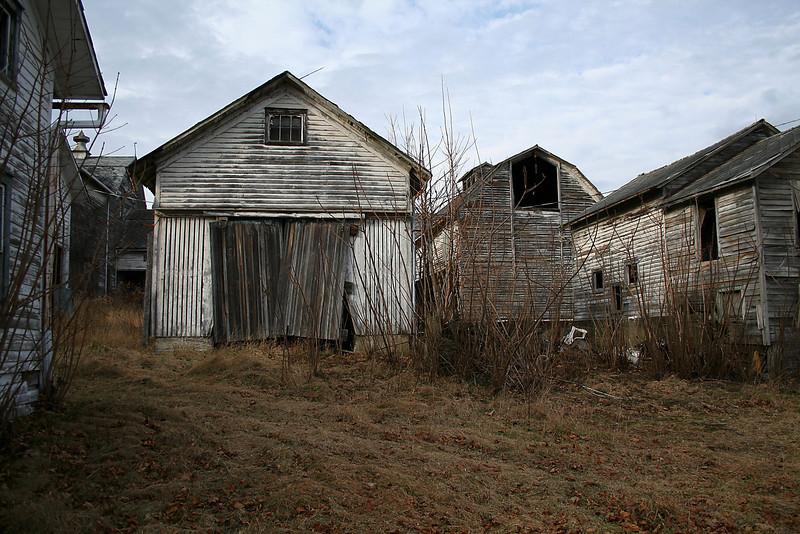 Hayfield  Farm - Old Barns
