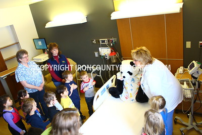 Head Start visits NorthStar hospital