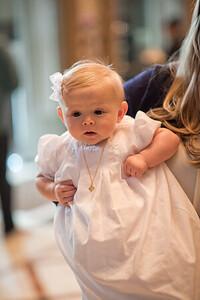 Abby's Baptism