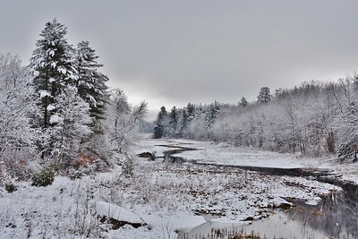 Heads Pond Winter
