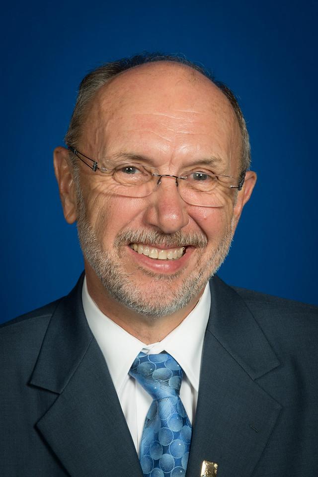 President Dan Bradley Portrait 2012