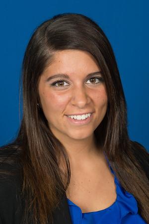 Miss ISU contestant 2012
