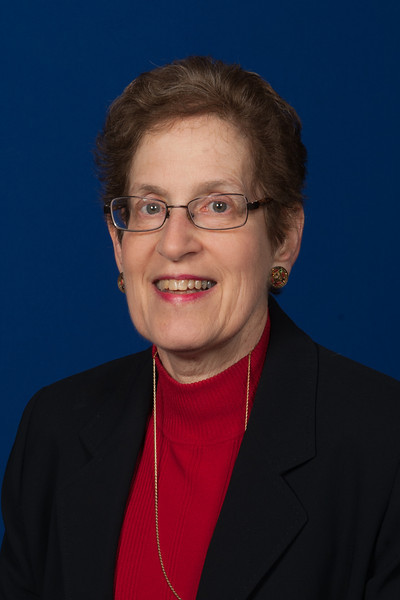 Portrait of Betsy Frank