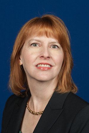 Christine macDonald, professor of communication disorders and counseling, school and educational psychology, winner of 1012 Faculty Distinguished Service Award