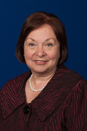 Portrait of Marcia Miller
