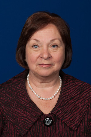 Portrait of Marcia Miller