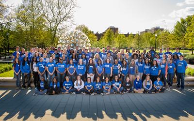Blue Team leaders 2015
