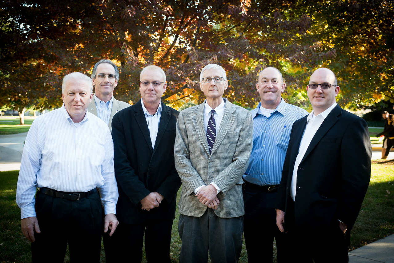 Staff of the Built Environment department