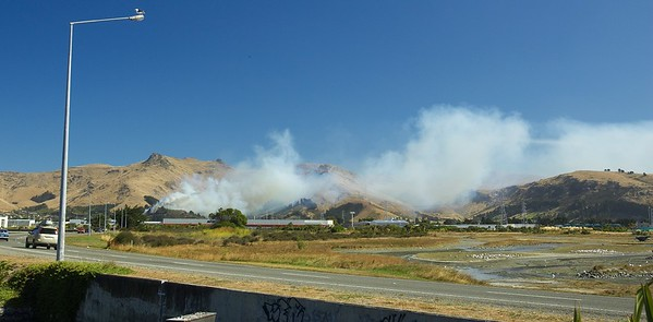 Heathcote Fire